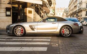 Mercedes SLS Cabriolet