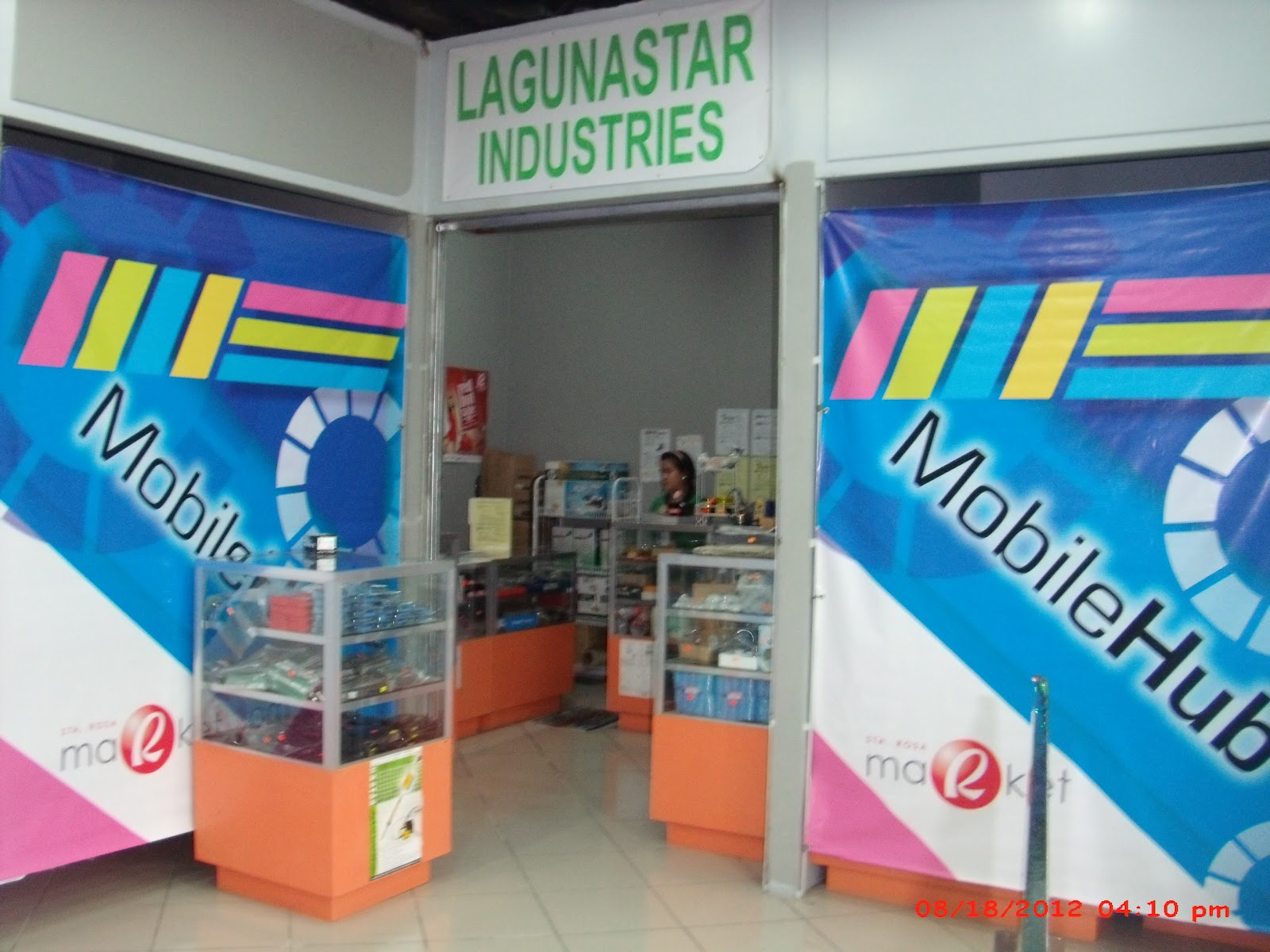 Lagunastar Industries Display Shop