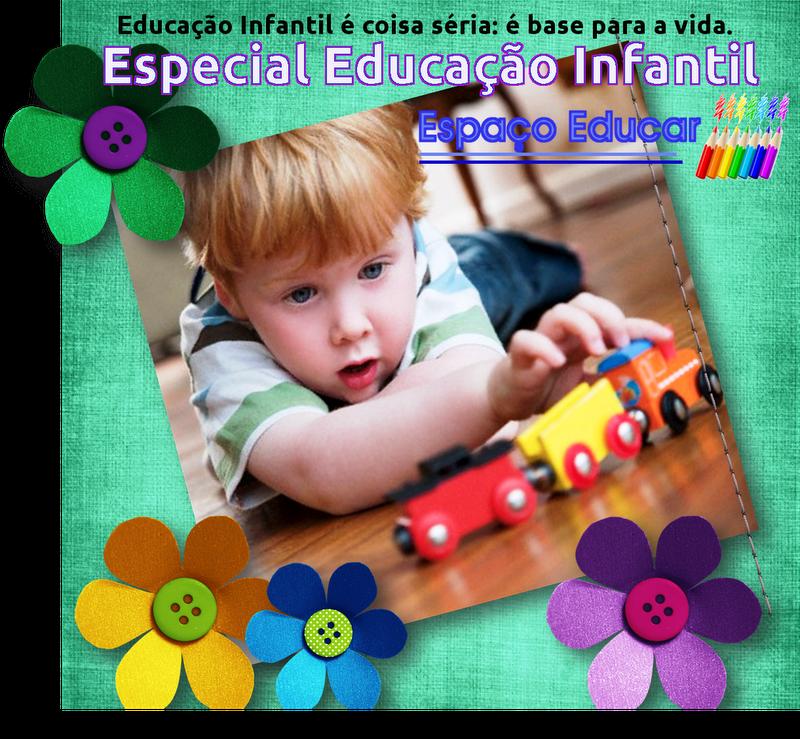 Especial Educação infantil  Atividades, projetos, planos de aula e