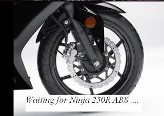 Kawasaki Ninja 250R ABS