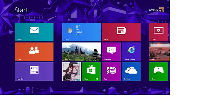 Informasi : Windows 8.1 Sudah Bisa di Download Sekarang!