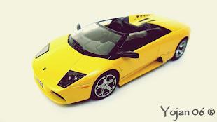 Lamborghini Murciélago Barchetta Concept
