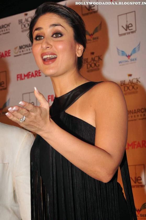 Kareena Kapoor in anger