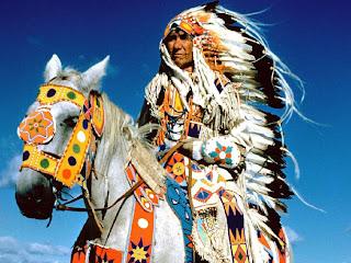 http://www.slideshare.net/mirales/una-tribu-india