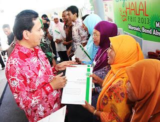Bogor Halal Fair 2013