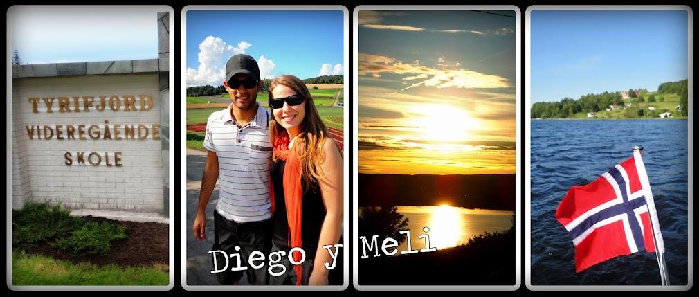Diego y Meli