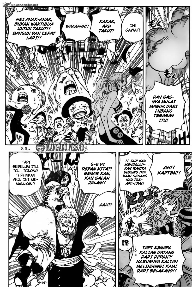 004 One Piece 691   Raja Negeri Kematian