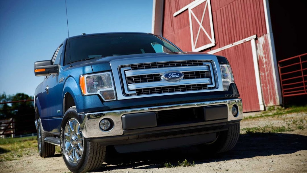 2013 Ford F 150 HD Wallpaper 6