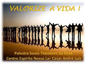 <strong>OUÇA PALESTRA no SITE ABAIXO: TEMA: SUICÍDIO À LUZ DO ESPIRITISMO</strong>