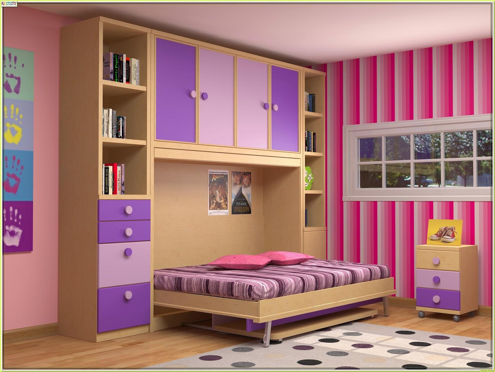 Cama mesa abatible camas autoportantes camas abatibles - Habitaciones juveniles 2 camas ...