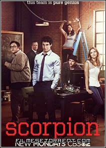 Scorpion 1 Temporada Torrent HDTV