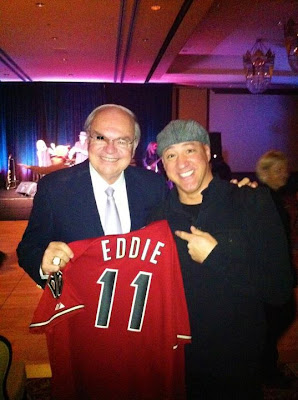 Mark Eddie, talent network, Arizona Diamondbacks, Music Comedian