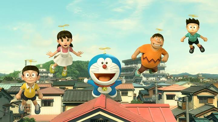 Kumpulan Gambar Film Doraemon 3d Stand By Me Last Movie