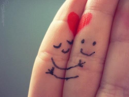 kata cinta jarak jauh