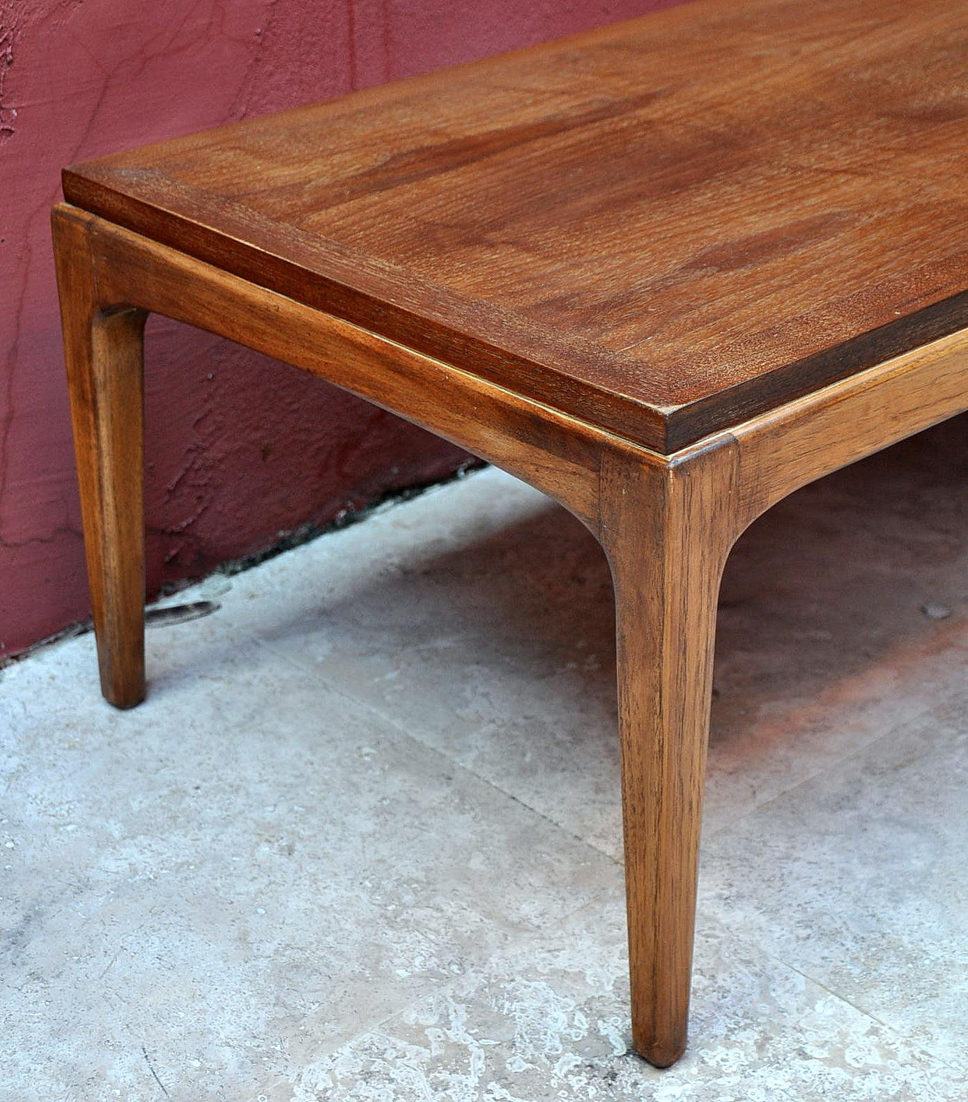 Lane Pearsall Style Mid Century Modern Coffee Table: SELECT MODERN