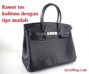 tips merawat tas kulit dengan mudah