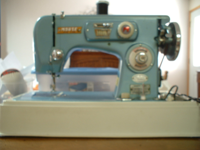 Sew Chic Pattern Company The Morse Sewing Machine A Question Of Extraordinary Toyota Easy Sewing Machine Manual