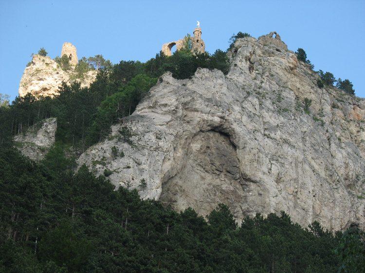 Pittentaler Klettersteig : Nejlepší ferraty: pittentaler klettersteig turecký hrad
