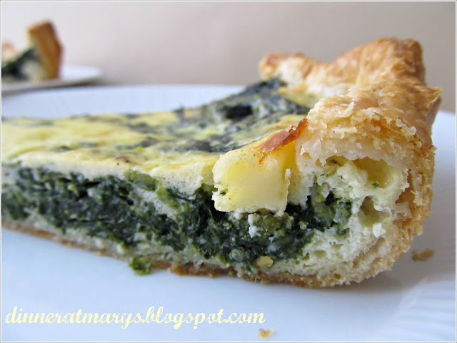 quiches ricotta e spinaci