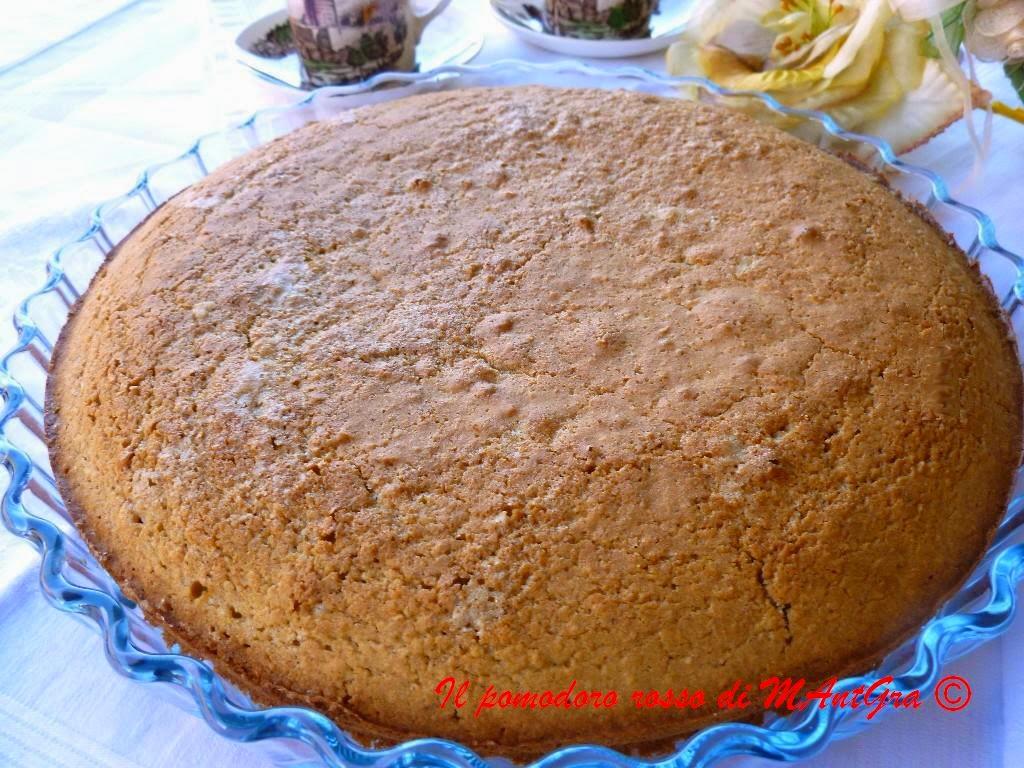 torta di grano saraceno e cocco- gluten free