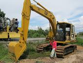 Excavator CSP-01