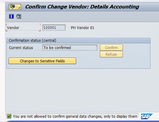 My SAP Financials: How to Define Sensitive Fields for ...
