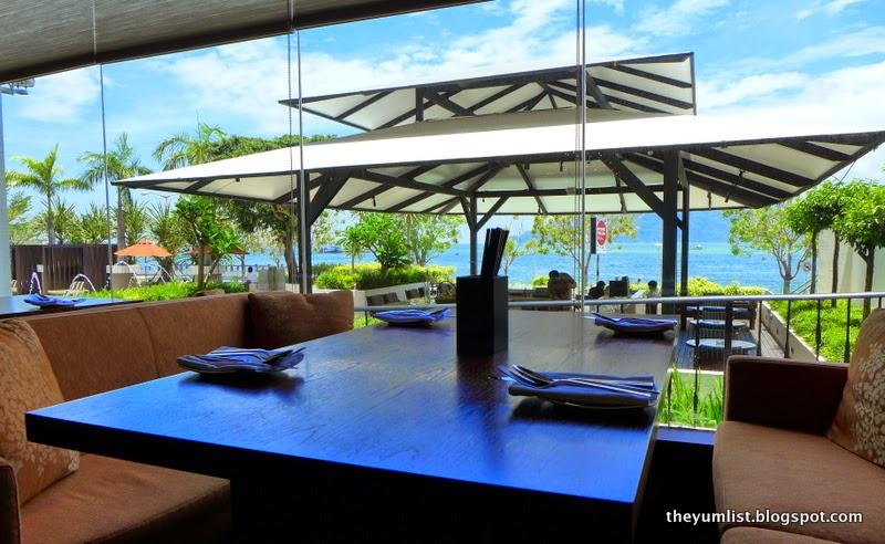 Tanjung Ria Kitchen, Hyatt Regency Kinabalu, Sabah