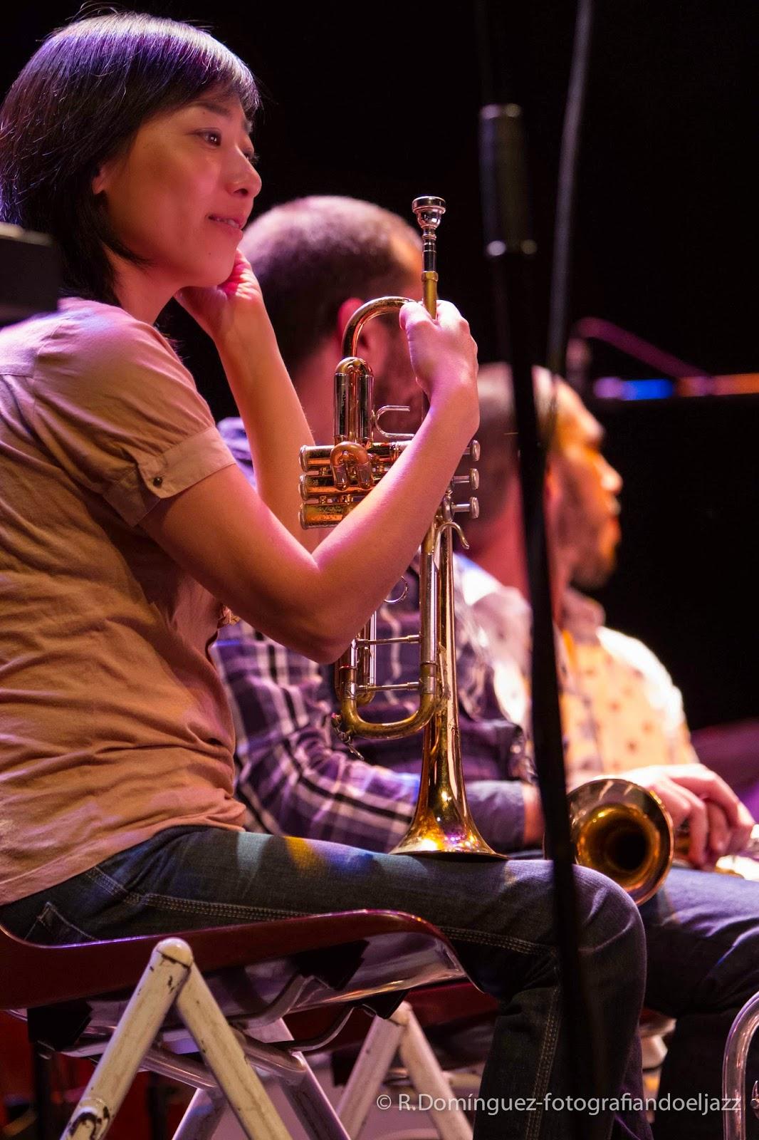 © R.Domínguez - David Mengual Free Spirits Big Band