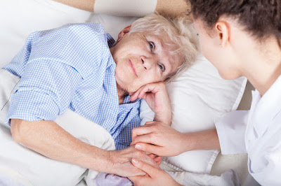Take Care For The Sick And Elderly Family Member