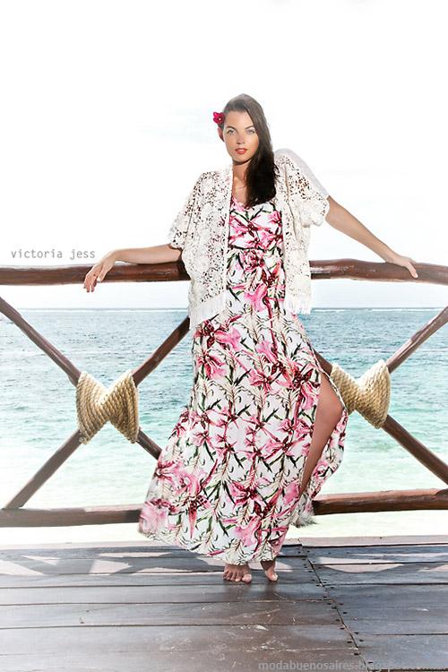 Moda primavera verano 2015 Vestidos. Moda 2015.
