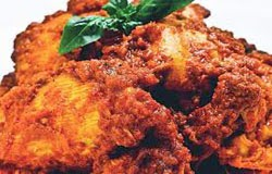 resep praktis dan mudah membuat (memasak) masakan ayam kalio khas padang enak, lezat