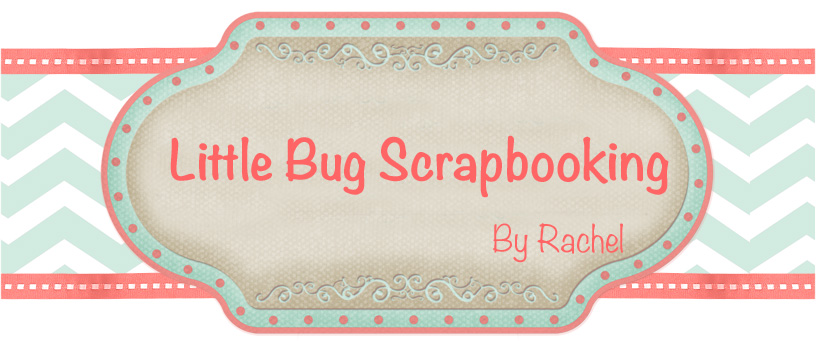 Little Bug Scrapbooking