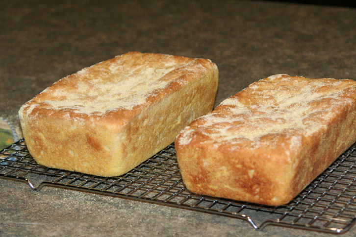 English Muffin Loaves Recipe — Dishmaps