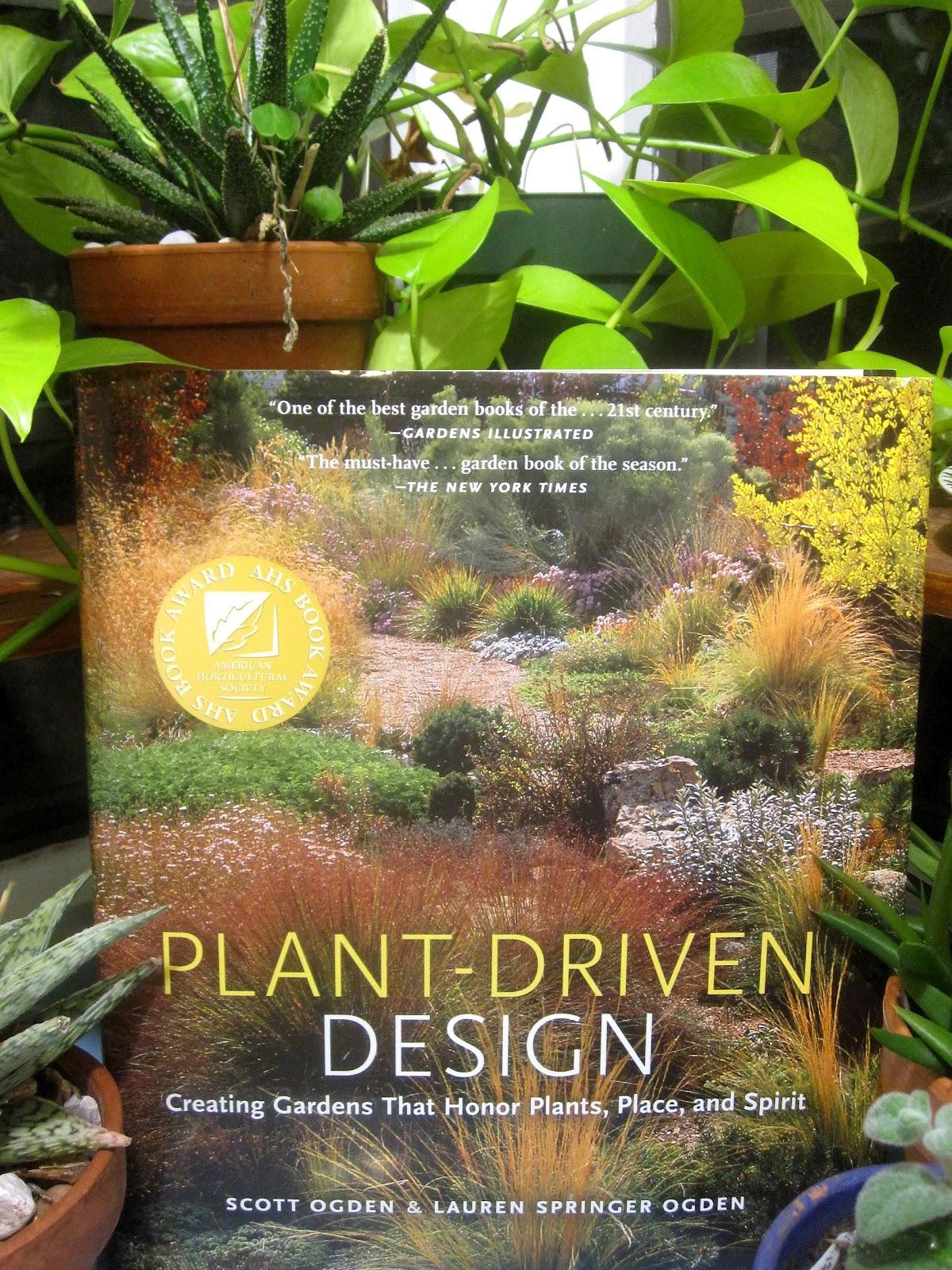 Tropical Texana Plant Driven Design Garden Book Review