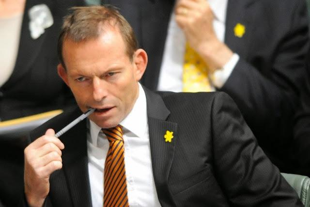Abbott Desak Indonesia Maafkan Australia