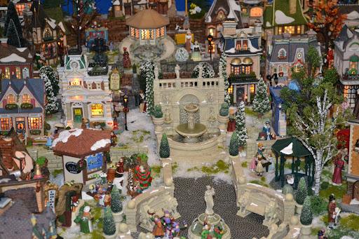 Ciudad en miniatura