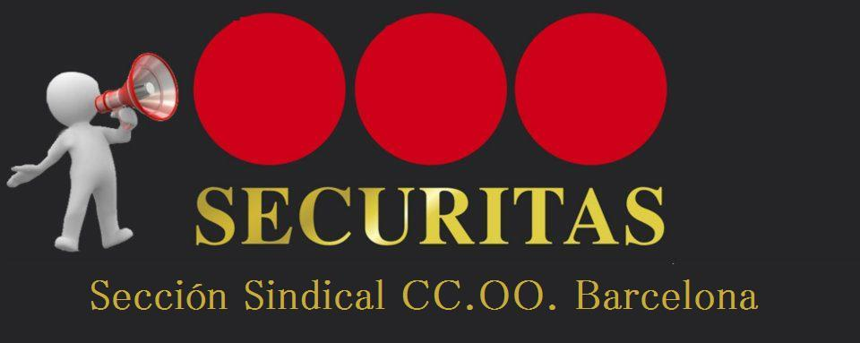 Sección Sindical CCOO Securitas Barcelona