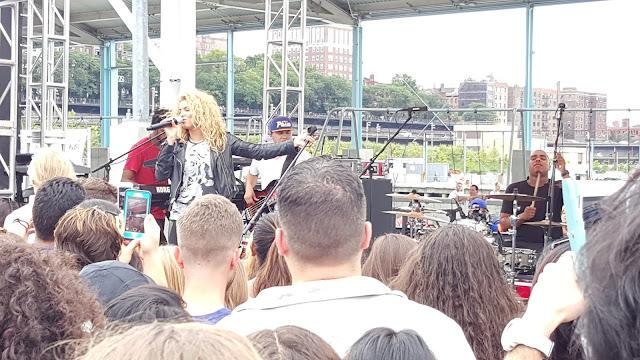 Tori Kelly Mets Jam Music Festival