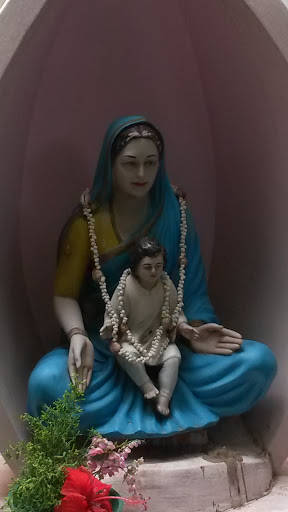 Image result for Mother Mary like Hindu images photos pictures