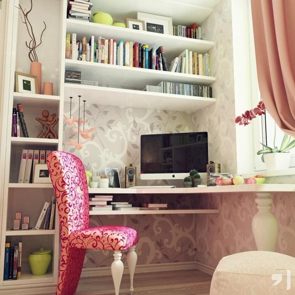 O quarto mais lindo do momento Morando Sozinha ~ Quarto Rosa Tumblr