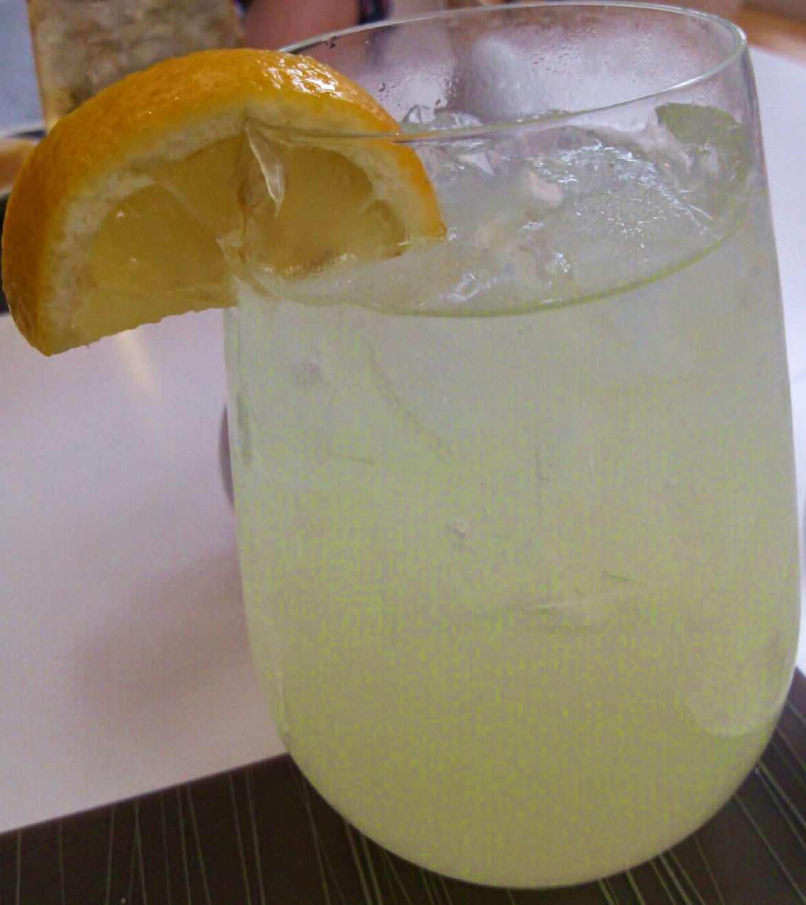 photo of lemonade