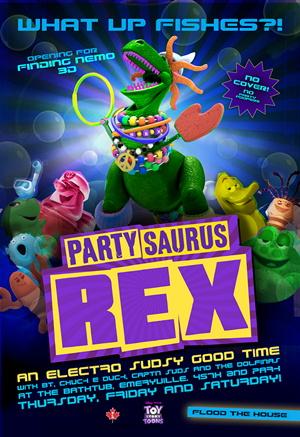 Toy Story Toons Partysaurus Rex (2012)