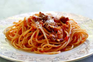 Spaghetti - Detoks Dengan Makanan Sehat