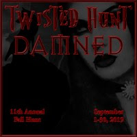 Join us on the Twisted Hunt Damned!