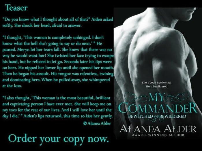 MY COMMANDER - Book 1