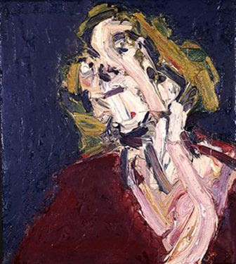 Frank Auerbach - Head Of J.Y.M (1973)