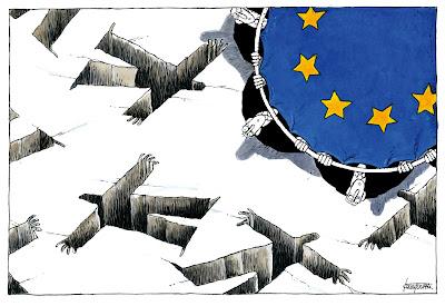 «Equipa de resgate da UE», de Kountouris