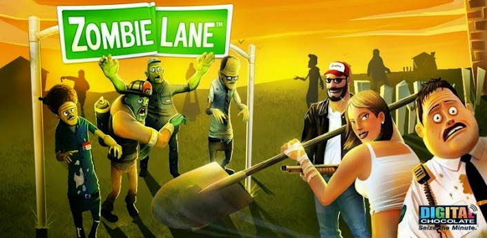 Zombie Lane v 1.0.30 Android Apk İndir