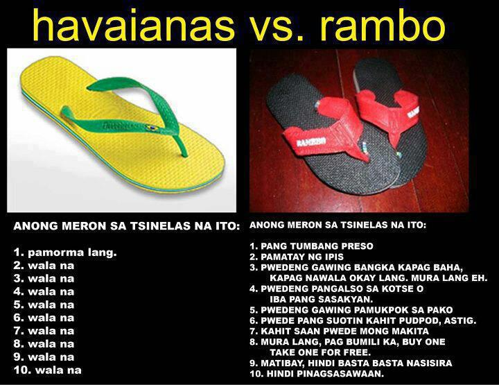 The Philippines Tsinelas | Funny Pinoy Jokes ATBP HD Wallpaper