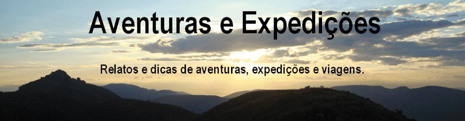 Aventuras e Expedições